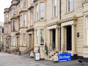 Glasgow & Dumfries and Galloway - The Heritage Hotel