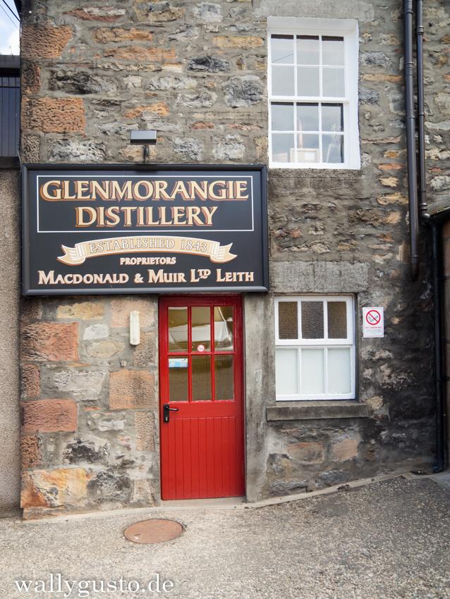 Glenmorangie Whisky | Schottland
