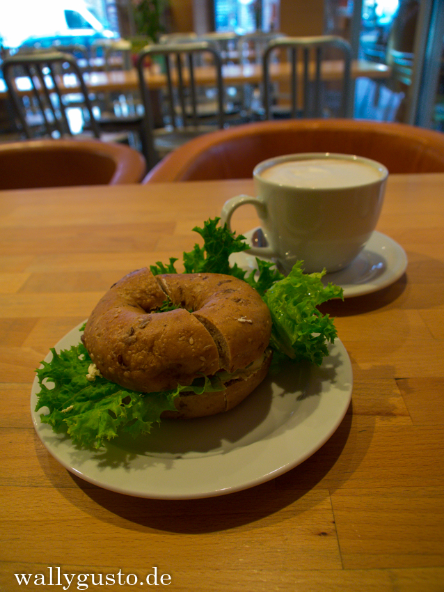 Bagel Brothers in Hamburg