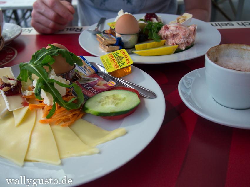Hamburg Cafe Park