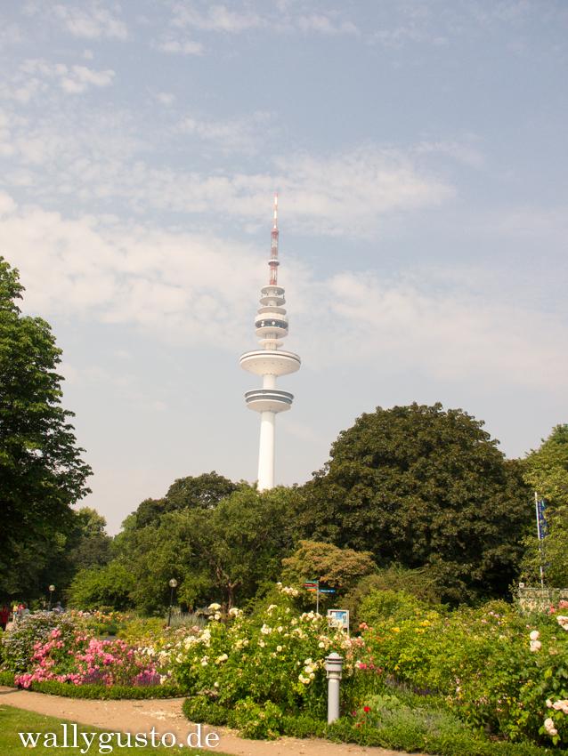 Hamburg Planten un Bloomen