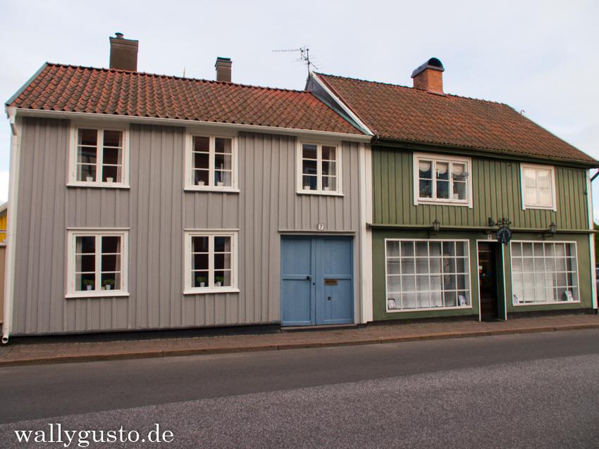Hjo Holzhaus