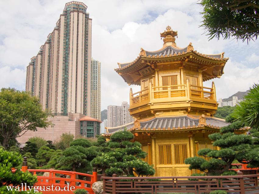 Hongkong - Chi Lin Nunnery