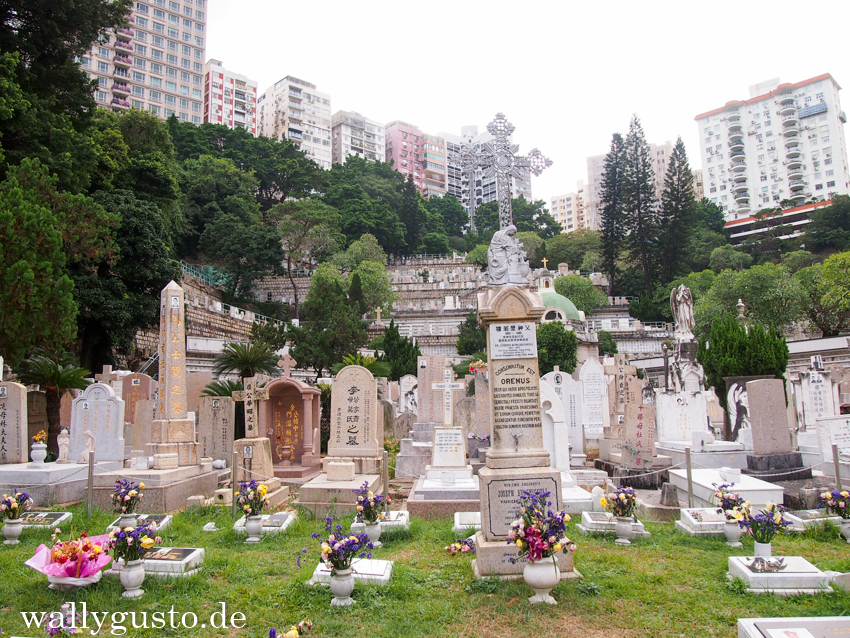 Hongkong - Happy Valley Cementary