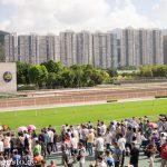 Hongkong - Sha Tin Racecourse