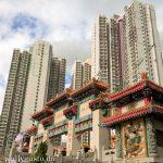 {Impressionen} aus Hongkong, Macau und Lantau
