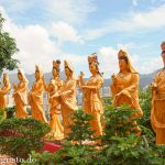 Hongkong - Tempel der 10.000 Buddhas