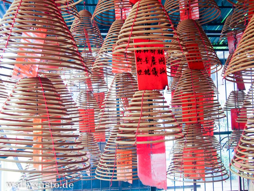 Hongkong - Tempel