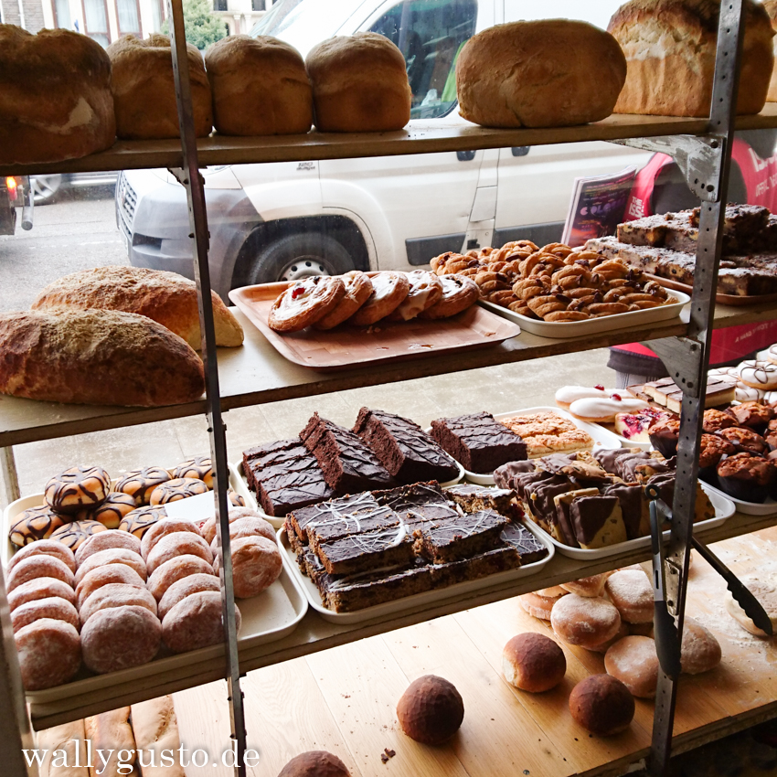 Hot Pantry Bakery in Cardiff | Wales