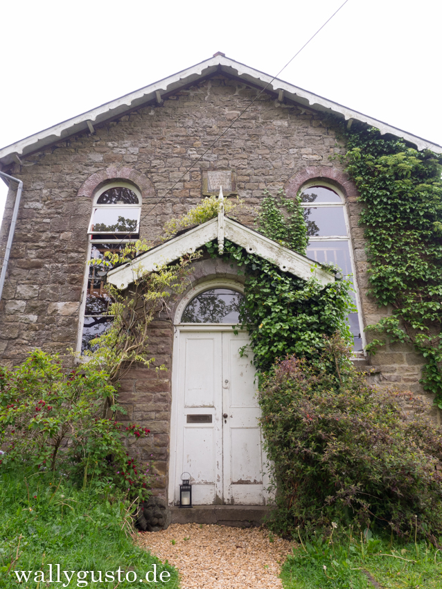 Hugh's Chapel in Abergavenny | Travel Guide Brecon-Beacons-Nationalpark