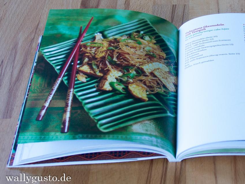 Indonesien vegetarisch - Rezepte