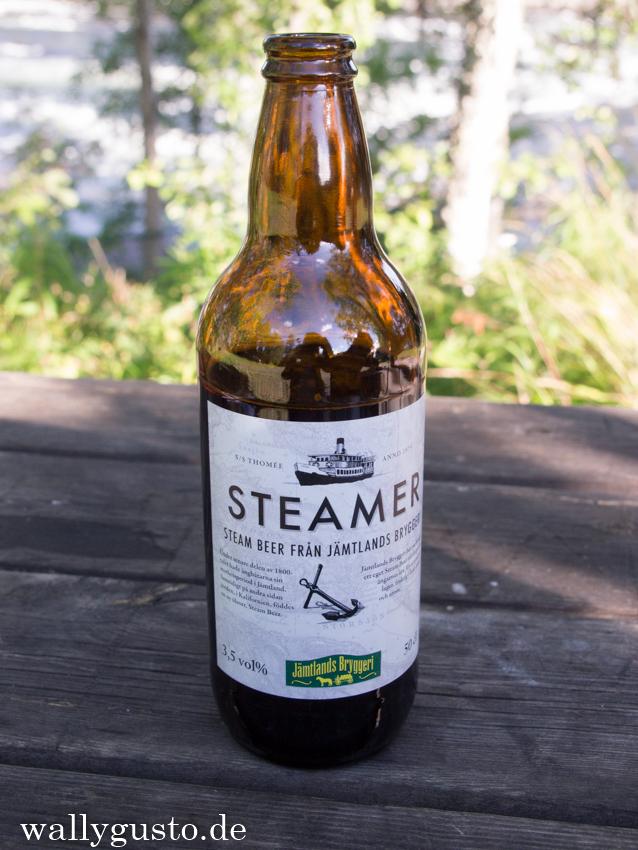 Jaemtland Steamer Beer