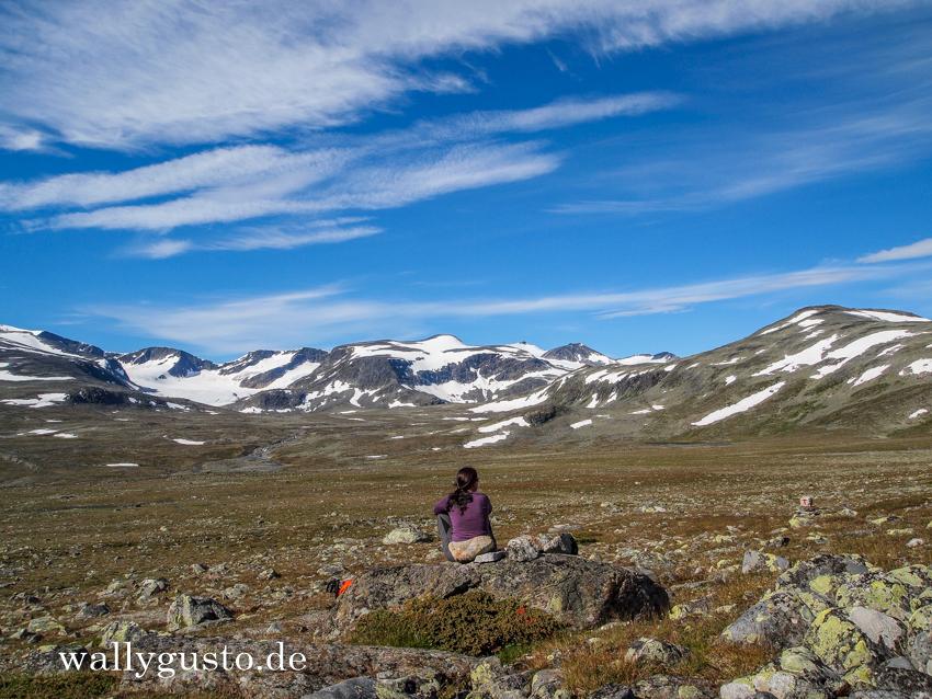 4-Tagestour durch's wilde Jotunheimen | Hiking Guide