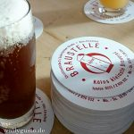 Craft Beer trinken in der Braustelle Braustelle