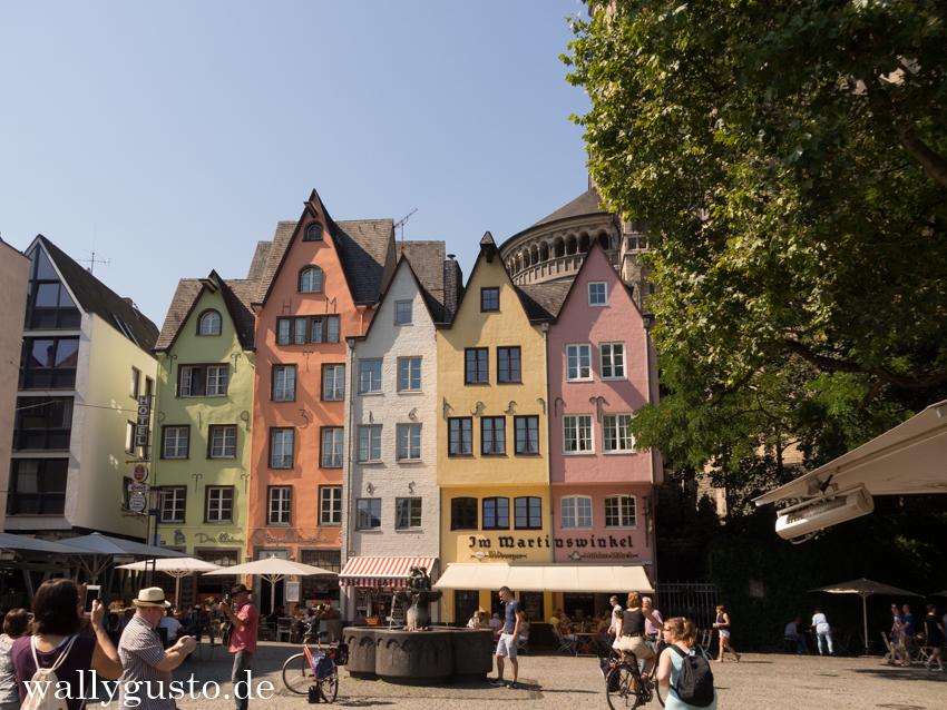 Köln – Ein Wochenende in Deutschlands jeckster Stadt | Fischmarkt