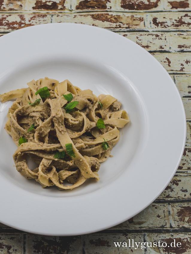 Kichererbsen Pesto | Rezept auf www.wallygusto.de