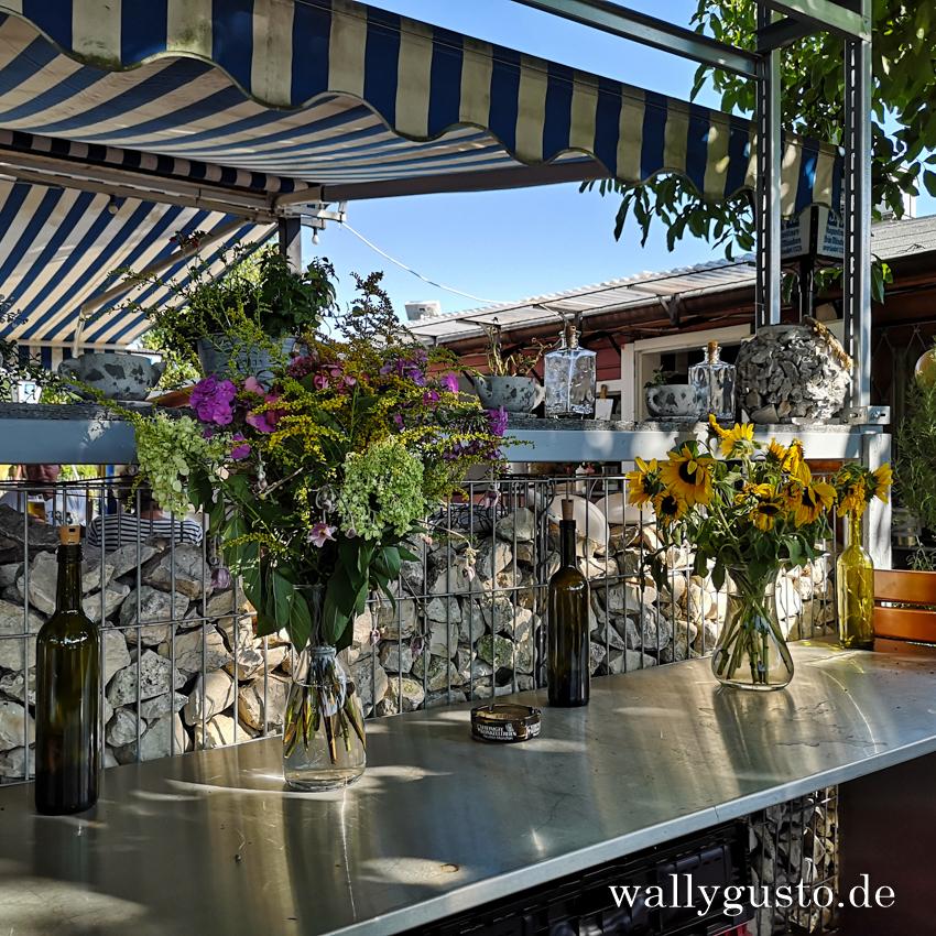 Kleine Villa Flora in Sendling-Westpark | Gastrotipp für München auf www.wallygusto.de