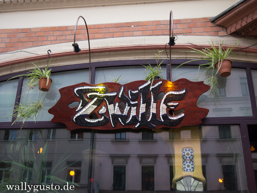 Zwille in Leipzig