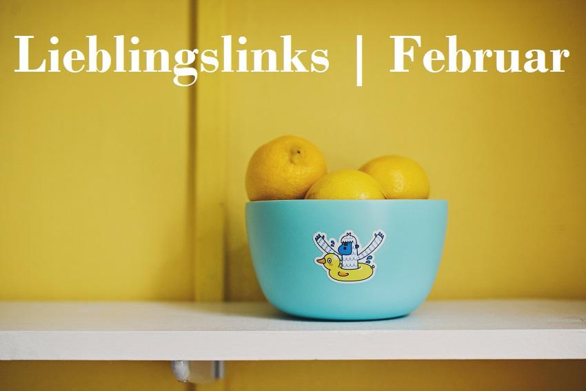 Lieblingslinks | Februar