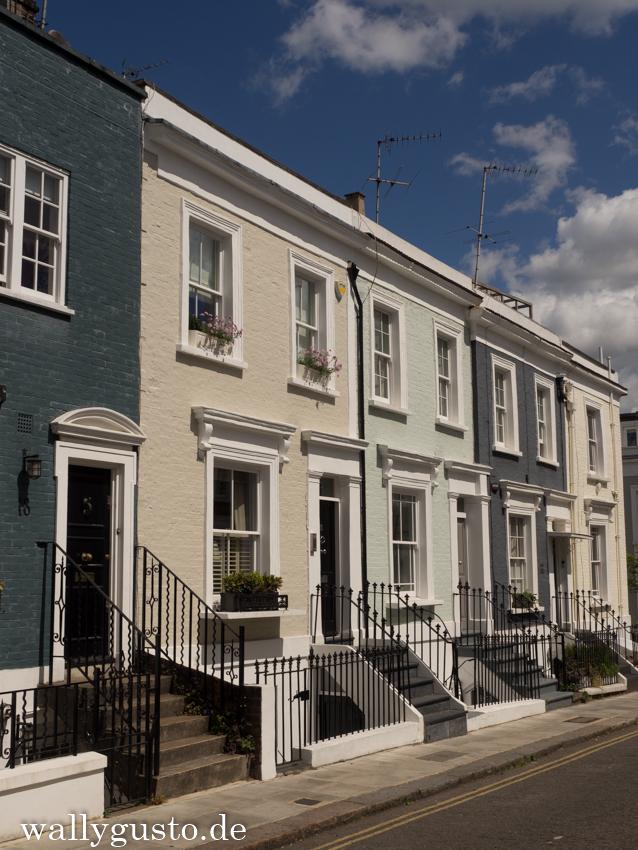Notting Hill - London & seine Sehenswürdigkeiten