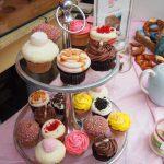 Münchner Bloggertreffen Wir machen Cupcakes