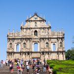 Ruinen St. Paul auf Macau