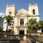 Augustinuskirche auf Macau