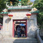 A-MA-Tempel auf Macau