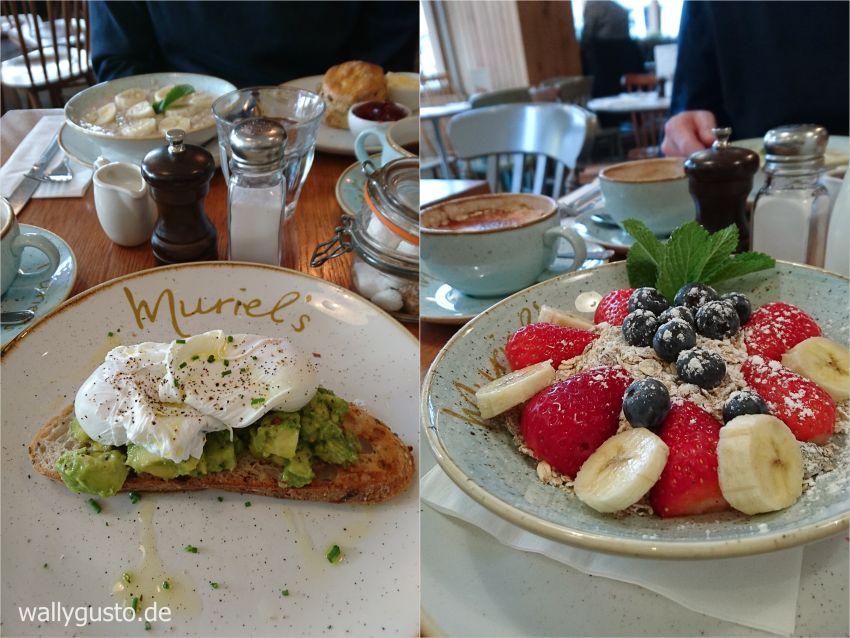 Frühstück in Muriel's Kitchen | London kulinarisch
