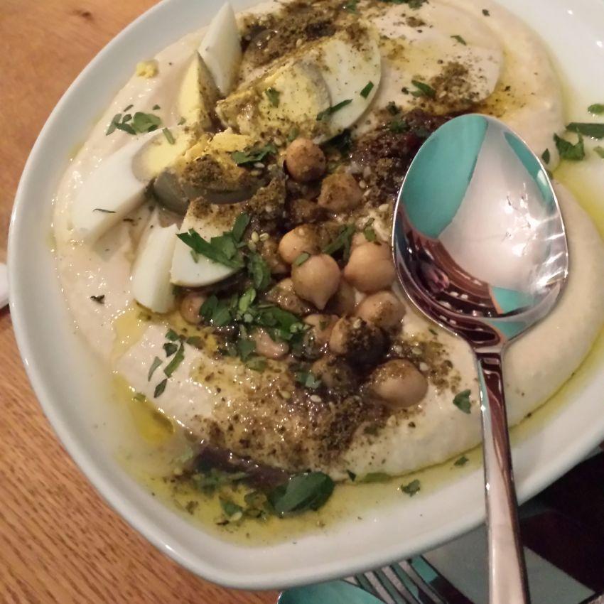 NANA Hummus