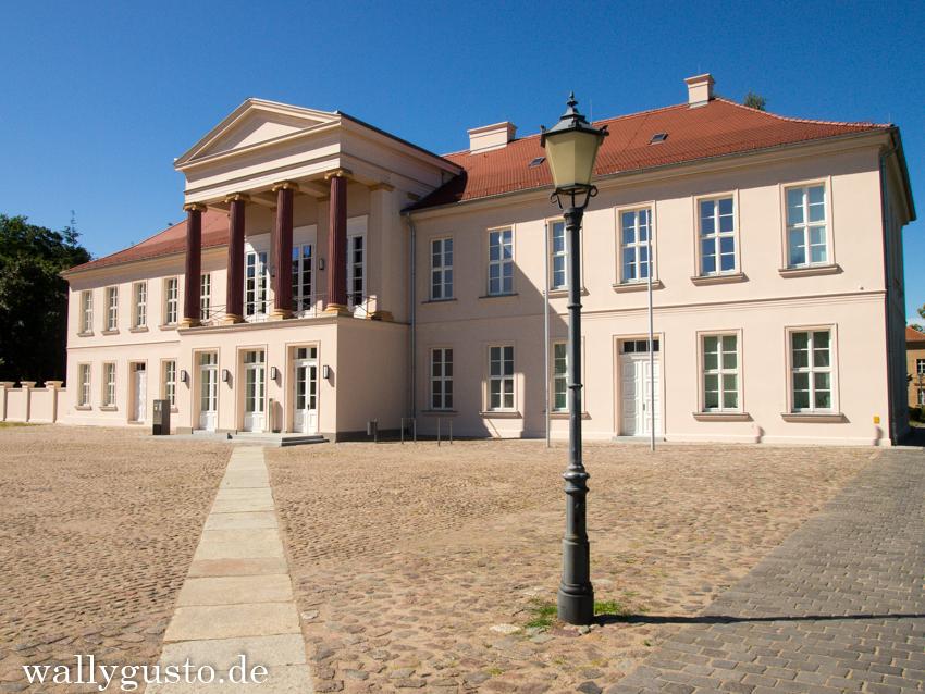 Neustrehlitzer Schloss