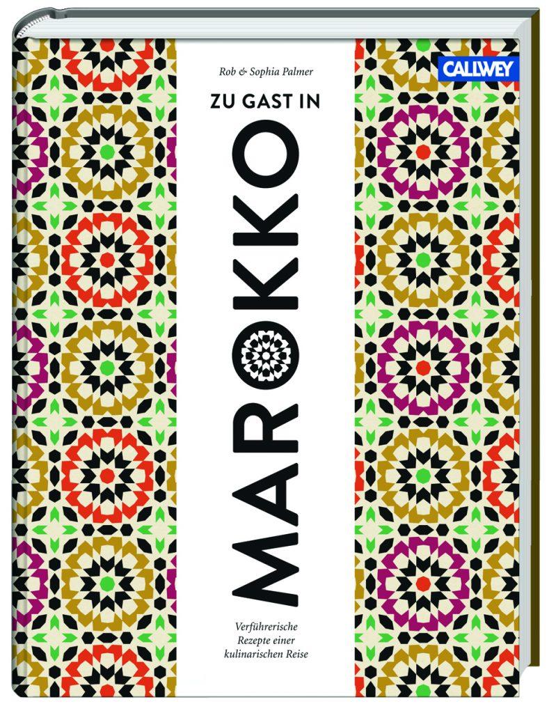 Zu Gast in Marokko | Buchvorstellung auf www.wallygusto.de
