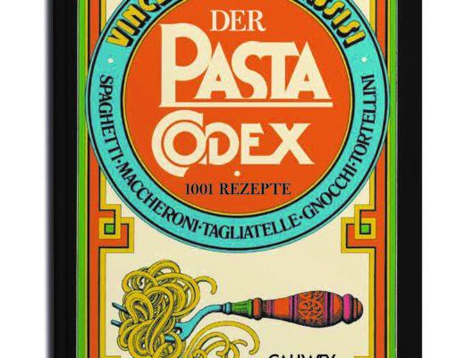 DER PASTA-CODEX von Vincenzo Buonassisi | Buchvorstellung auf www.wallygusto.de