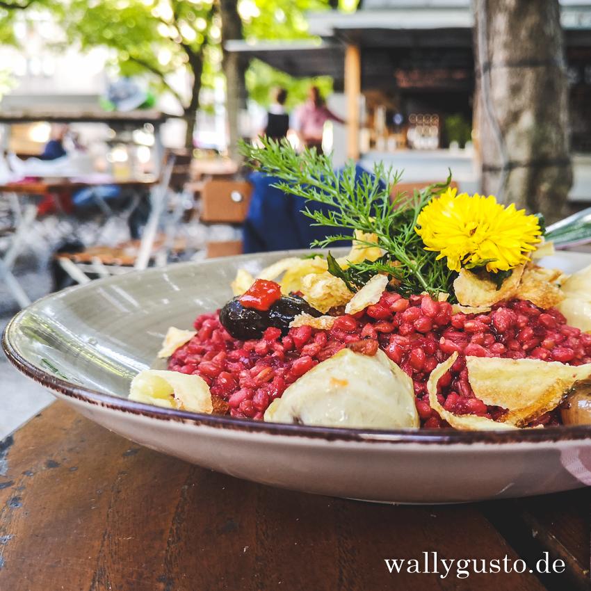 Paulaner Bräuhaus   Ludwigvorstadt - Ein Gastrotipp auf www.wallygusto.de