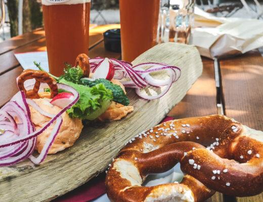 Paulaner Bräuhaus | Ludwigvorstadt - Ein Gastrotipp auf www.wallygusto.de