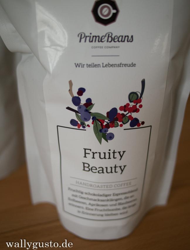 PrimeBeans FruityBeauty