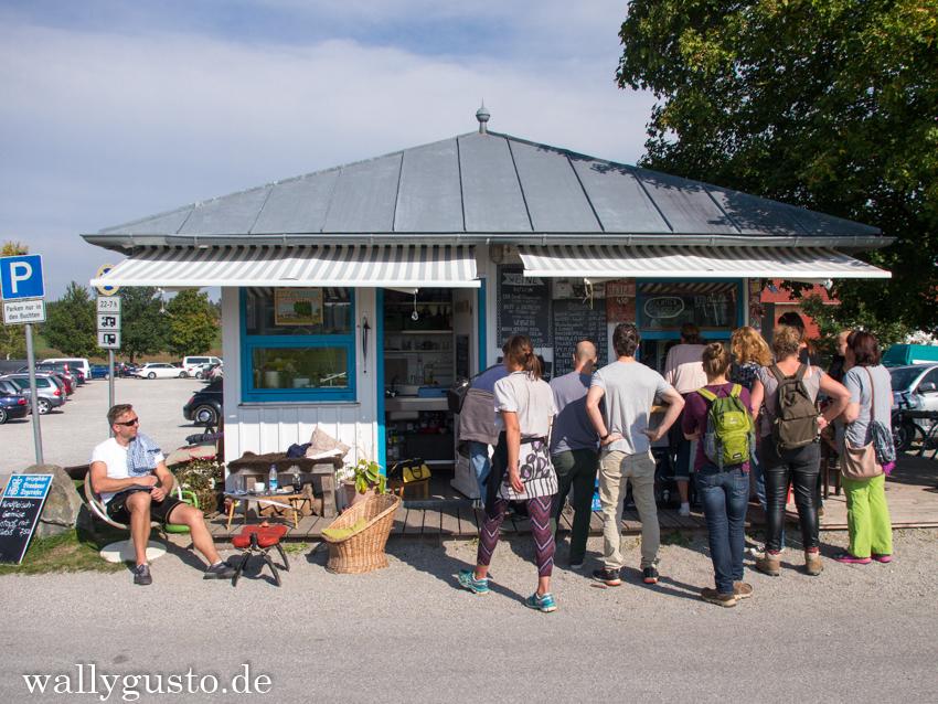 Seemadames Kiosk