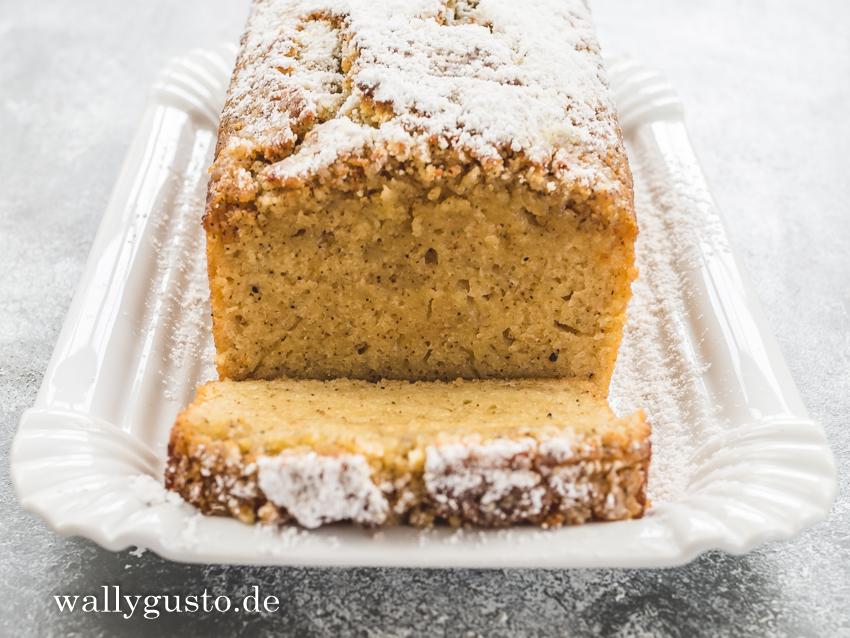 Sherrykuchen mit Kardamom | Buchvorstellung & Rezept auf www.wallygusto.de