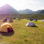 Sligachan Camping - Isle of Syke