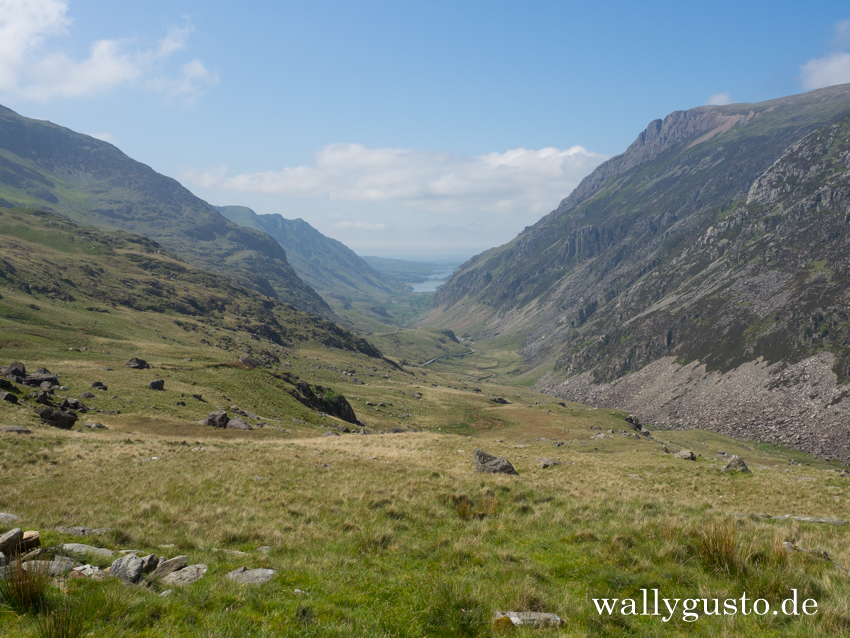 Wanderung auf den Snowdon | Travel Guide Snowdonia Nationalpark