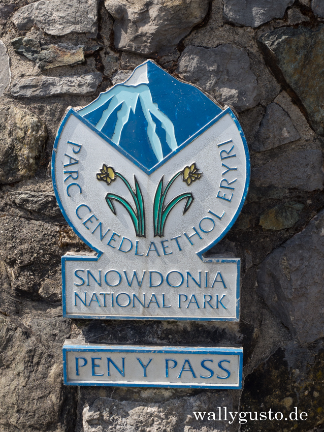 Snowdonia Nationalpark | Pen-y-Pass