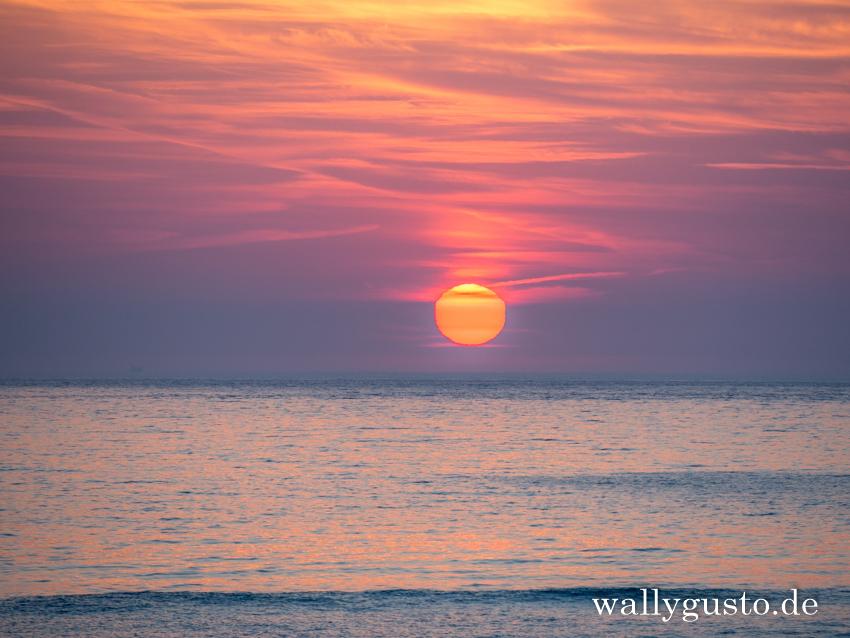 Sonnenuntergang am Gwynver Beach | Travel Guide Penwith-Halbinsel auf www.wallygusto.de
