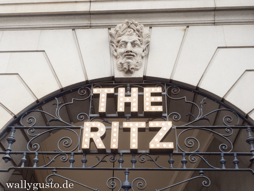 The Ritz | London kulinarisch