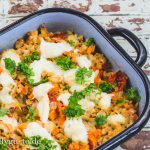 Tortellini-Auflauf mit Karotten & Gorgonzola | Wallygusto