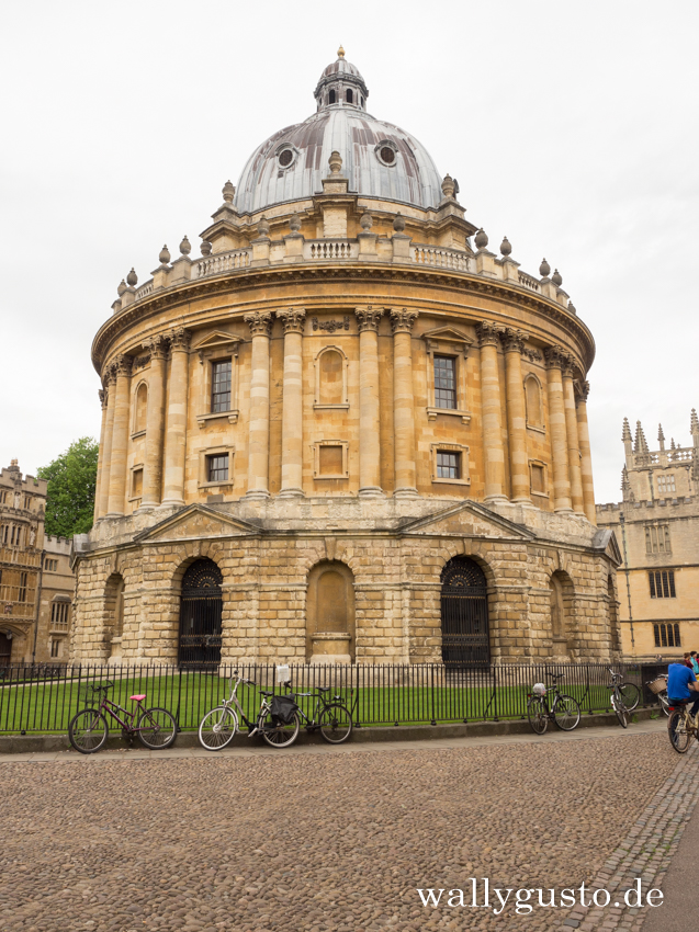 Travel Guide Oxford | Radcliffe Camera