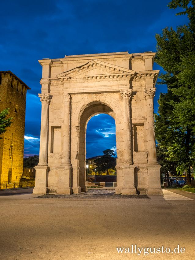 Verona - Rundreise durch Venetion & Südtirol | Travel Guide auf www.wallygusto.de