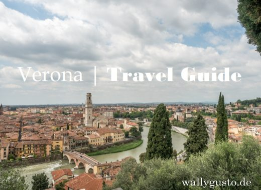 Verona - Rundreise durch Venetion & Südtirol | Travel Guide auf www.wallygusto.de