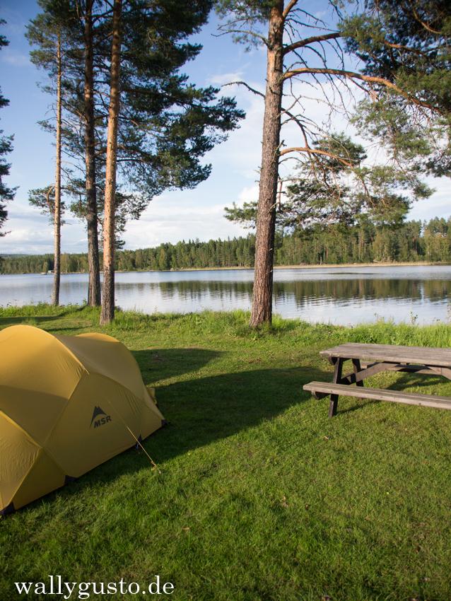 Viking Camp Gaelloe
