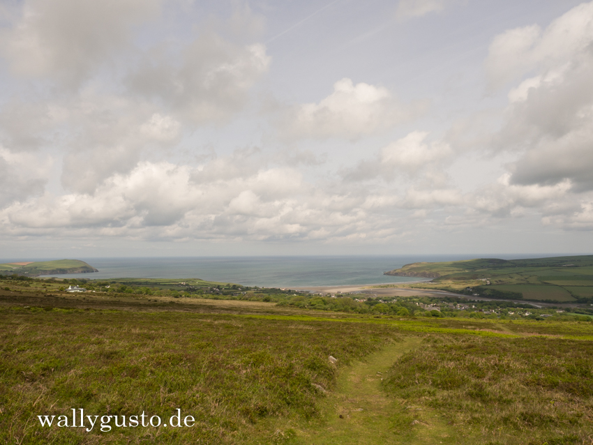 Wanderung auf den Mynydd Carningli - Travel Guide | Pembrokeshire Coast Nationalpark