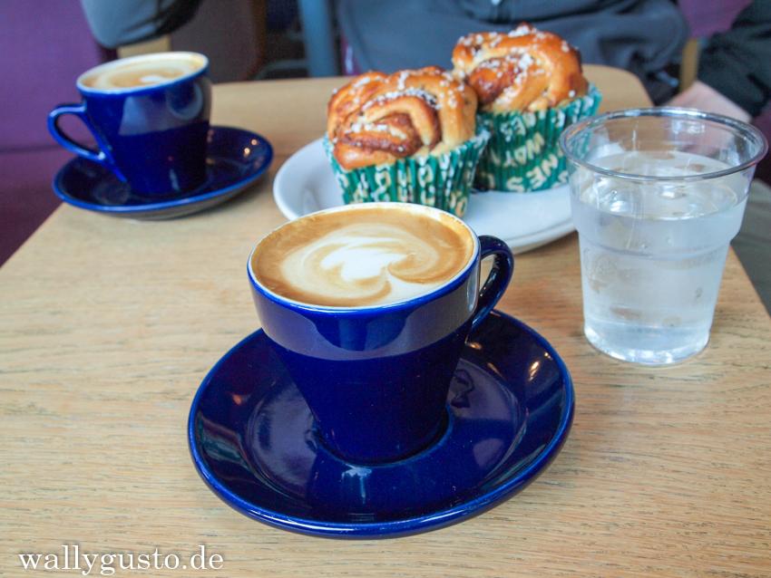 Waynes Coffee in Malmö